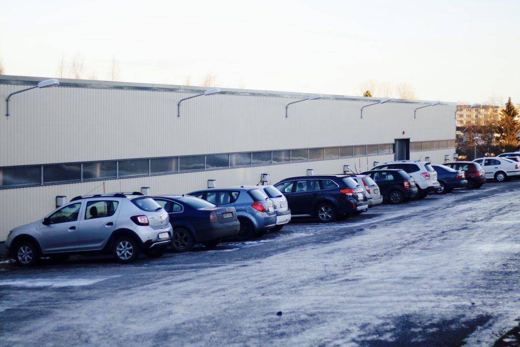 Garage och motorvärmarplatser